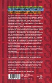 Dictionnaire mondial des images - 4ème de couverture - Format classique