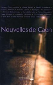 Nouvelles de Caen - Couverture - Format classique