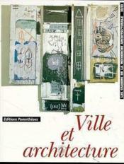 Cahiers Recherche Archi.N.32-33 - Couverture - Format classique
