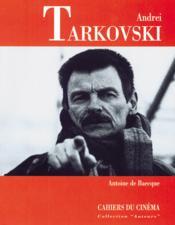 Andrei Tarkovski - Couverture - Format classique