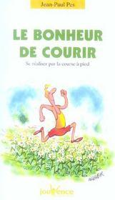 Bonheur De Courir (Le) N.116 - Intérieur - Format classique