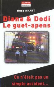 Diana et Dodo ; le guet apens - Intérieur - Format classique