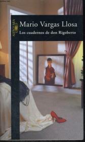 Los cuadernos de don Rigoberto - Couverture - Format classique