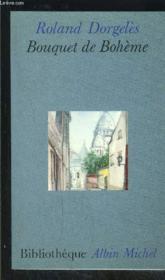 Bouquet de Bohème - Couverture - Format classique