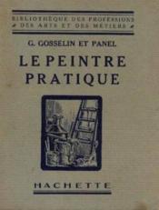 Le peintre pratique - Couverture - Format classique