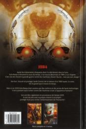 Terminator t.2 ; 1984 - 4ème de couverture - Format classique
