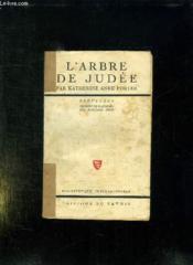 L Arbre De Judee. - Couverture - Format classique
