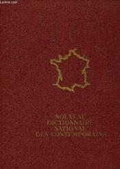 Nouveau Dictionnaire National Des Contemporains, 1961-1962 - Couverture - Format classique