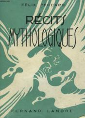 Recits Mythologiques - Couverture - Format classique