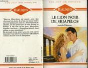 Le Lion Noir De Skiapelos - Black Lion Of Skiapelos - Couverture - Format classique
