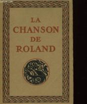 La Chanson De Roland - Couverture - Format classique