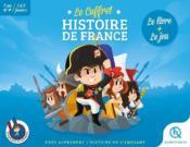 Le coffret Histoire de France - Couverture - Format classique