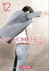 My home hero T.12 - Couverture - Format classique