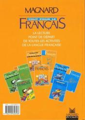 Tout Pour Le Francais Cm1 Livre De L Eleve Pierre Sanvicens Acheter Occasion Mars 1999