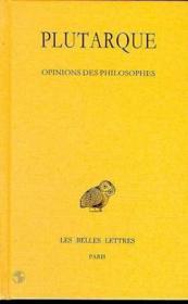 Oeuvres morales t.12 ; 2ème partie - Couverture - Format classique