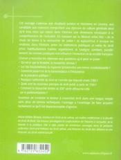 Histoire des institutions publiques françaises de 476 à 1848 (2e édition) - 4ème de couverture - Format classique