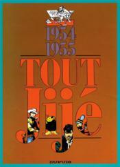Tout Jijé t.3 ; 1954-1955 - Couverture - Format classique