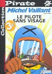 Michel Vaillant t.2 ; le pilote sans visage - Intérieur - Format classique