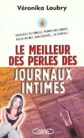Le Meilleur Des Perles Des Journaux Intimes - Intérieur - Format classique