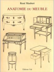 Anatomie du meuble - Couverture - Format classique