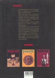 Un ver dans le fruit - 4ème de couverture - Format classique