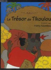 Les Aventures De Tikoulou - Couverture - Format classique