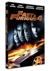Fast & Furious 4 - Couverture - Format classique