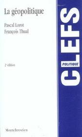 La geopolitique - 2eme edition - Intérieur - Format classique