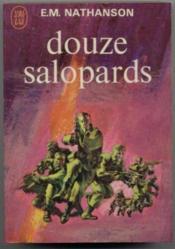 Douze salopards - Couverture - Format classique