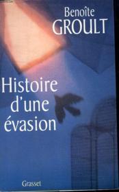 Histoire d'une évasion - Couverture - Format classique