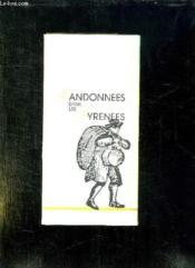Randonnees Dans Les Pyrenees. - Couverture - Format classique