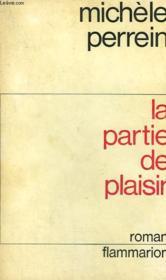 La Partie De Plaisir. - Couverture - Format classique