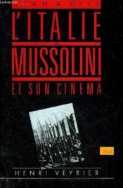 L'Italie De Mussolini Et Son Cinéma - Couverture - Format classique