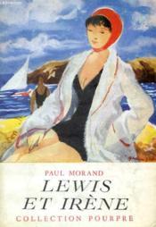 Lewis et Irène. - Couverture - Format classique