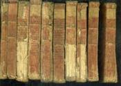 Oeuvres De Montesquieu / En 10 Tomes - Tomes 1 + 2 + 3 + 5 + 6 + 7 + 8 + 10 + 11 + 12 - Incomplet Manque Tomes 4 Et 9 . - Couverture - Format classique