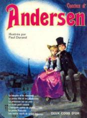 Contes d'Andersen - Couverture - Format classique
