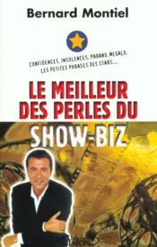 Le Meilleur Des Perles Du Show-Biz - Couverture - Format classique