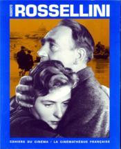 Roberto Rossellini - Couverture - Format classique