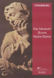 Das museum oeuvre notre-dame, strassburg - Couverture - Format classique