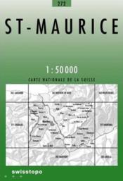 St-Maurice - Couverture - Format classique