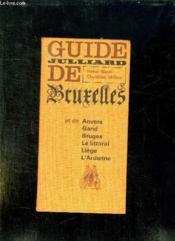Guide Julliard De Bruxelles. - Couverture - Format classique