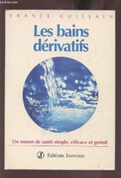 Les bains derivatifs - Couverture - Format classique