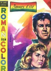 ROMAN FILM COLOR - 3eme ANNEE - N°6 - Couverture - Format classique