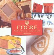 L'Ocre - Intérieur - Format classique
