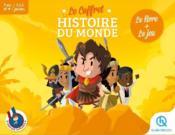 Le coffret Histoire du monde - Couverture - Format classique