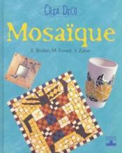 Mosaique - Couverture - Format classique