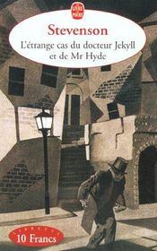 L'étrange cas du docteur Jekyll et de Mr Hyde - Intérieur - Format classique