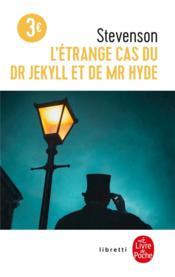 L'étrange cas du docteur Jekyll et de Mr Hyde - Couverture - Format classique