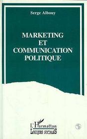 Marketing Et Communication Politique - Intérieur - Format classique