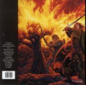 Le seigneur des anneaux ; l'art de Tolkien - 4ème de couverture - Format classique